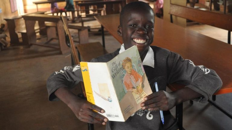 Lutengo Literacy Center: Books for Every Student